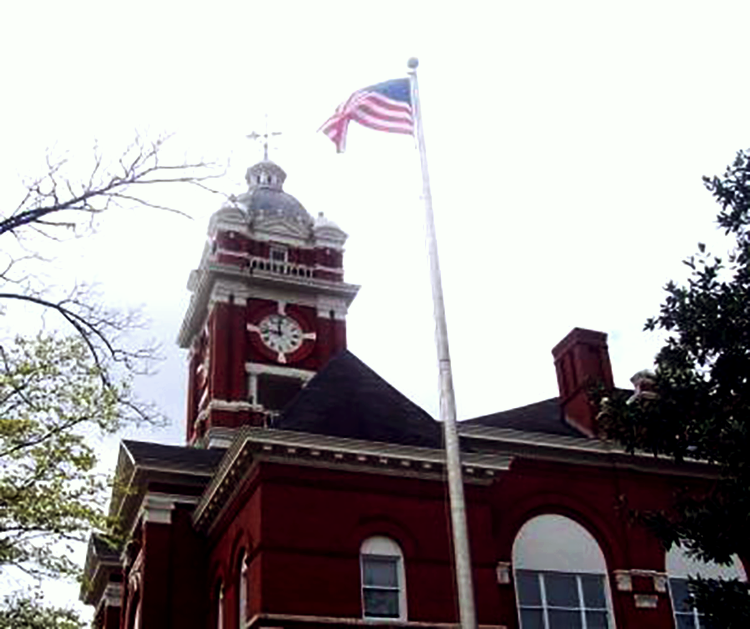 Monroe County Courthouse - Raymond Engineering