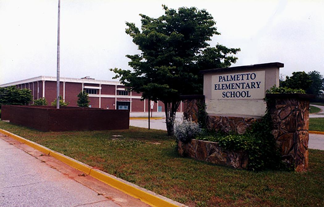 Tri Cities High School Palmetto Elementary School