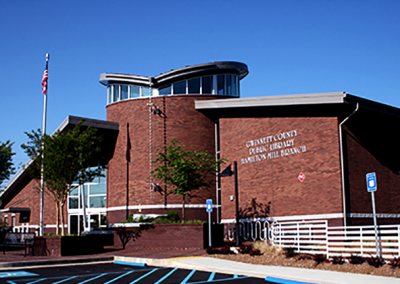 Gwinnett County Hamilton Mill Library