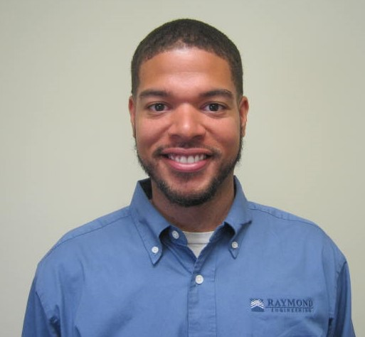 Raymond Engineering's Newest RRC:  Anthony Dukes
