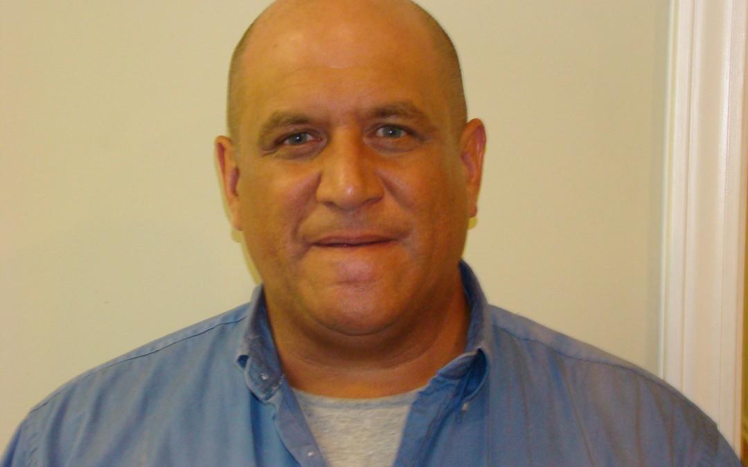 Raymond Engineering's newest RRO: Dave Dipzinski