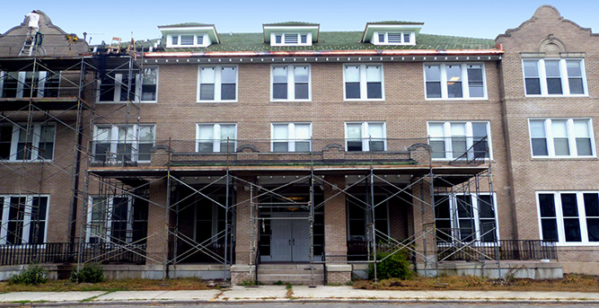 Duke University – Southgate Residence Hall Roof Replacement