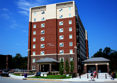 East Carolina University – Tyler Residence Hall Renovation