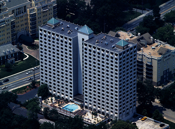 Gables Residential – Park Lane on Peachtree