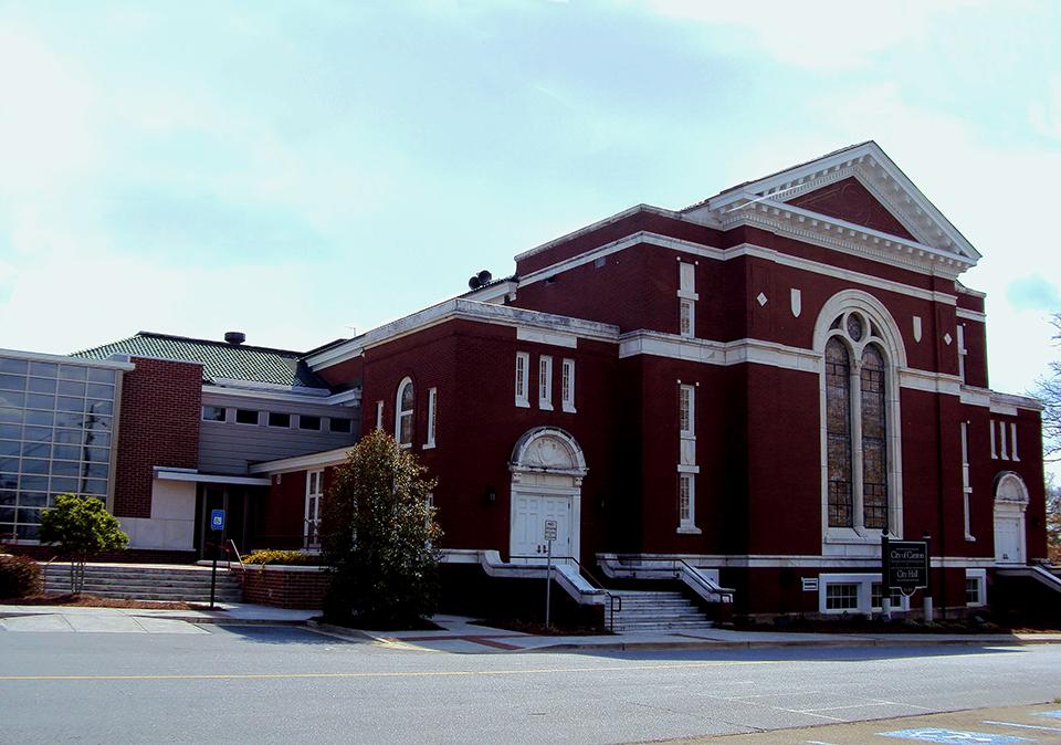 City Of Canton Georgia City Hall Raymond Engineering