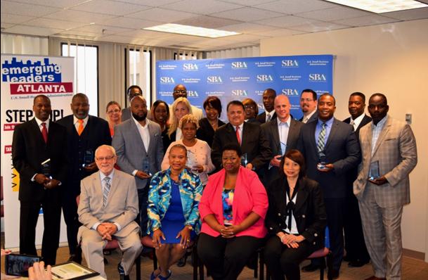 SBA Honors 2016 Atlanta Emerging Leaders Graduates