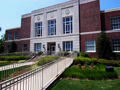 Oconee County Courthouse