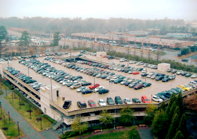 GSA IRS Chamblee Parking Deck