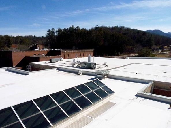 Western Carolina University A K Hinds University Center