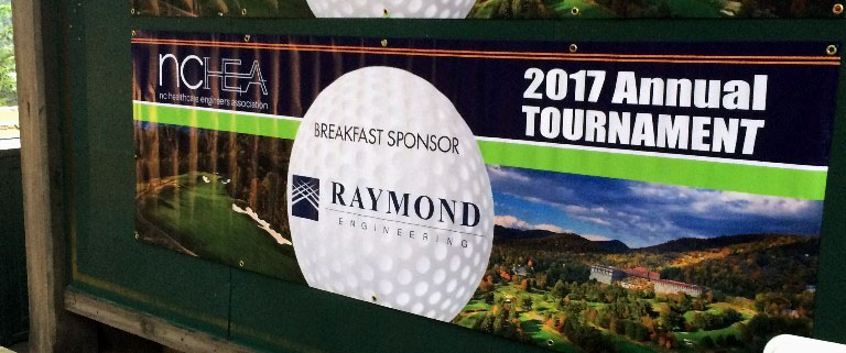 Raymond Engineering corporate sponsor for 65th Annual NCHEA Conference