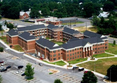 UNC Greensboro – Tower Village Residence Hall