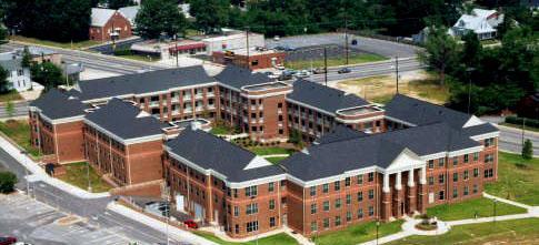 Unc Greensboro Tower Village Residence Hall Raymond