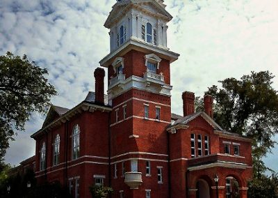 Gwinnett County Historic Courthouse