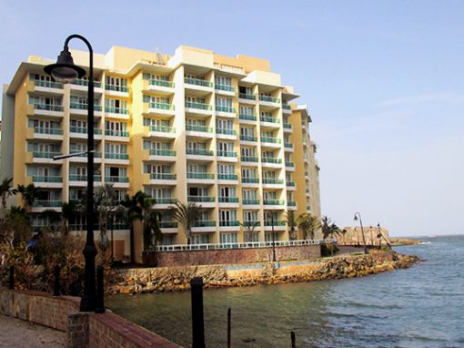 Puerto Rico Caribe Hilton