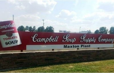 Campbell's Soup Plant