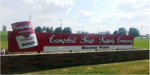 Campbell's Soup Plant