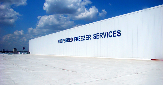 Preferred Freezer