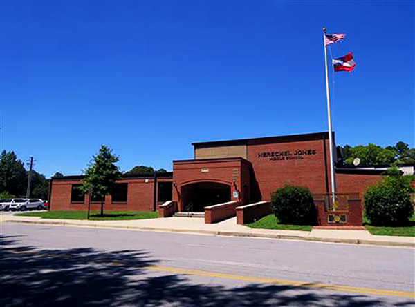 Herschel Jones Middle School