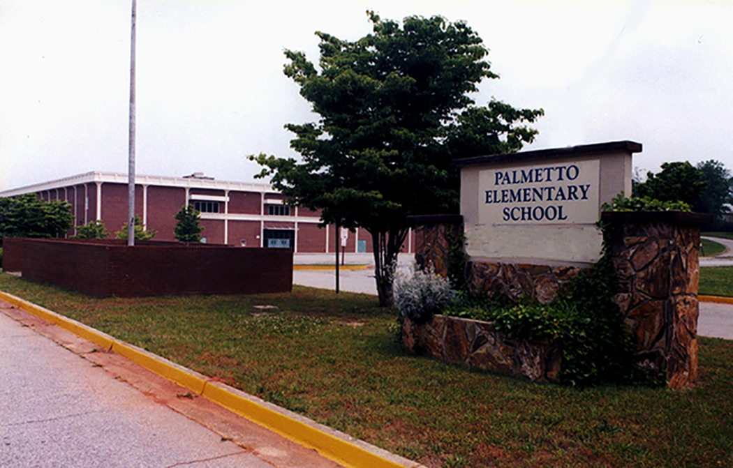Tri Cities High School Palmetto Elementary School