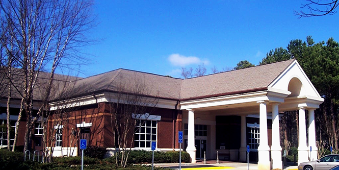 Gwinnett County Lawrenceville Library