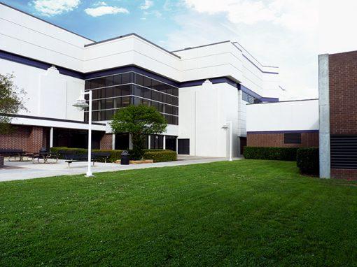 East Carolina University – Minges Coliseum & Classroom Building