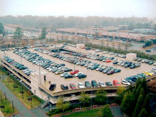 GSA IRS Chamblee Parking Deck