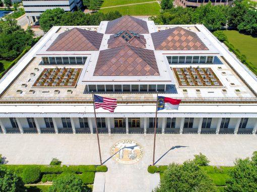 The North Carolina State Legislative Building