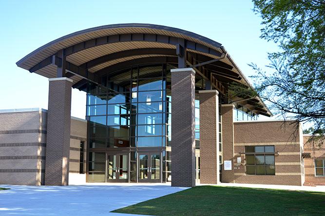 Creekside High School Raymond Engineering
