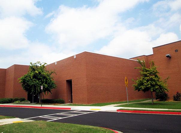 Hightower Trail Middle School Raymond Engineering