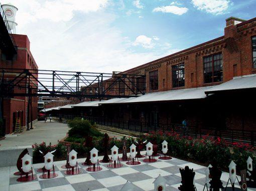 American Tobacco Campus – Washington and Fowler