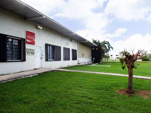 Virgin Islands – Coca Cola Distribution Facilities