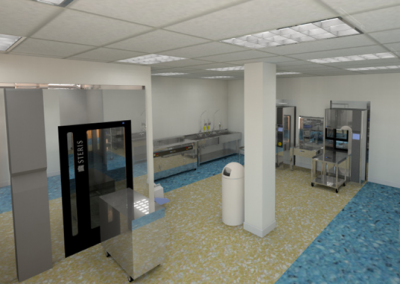 PDH Central Sterile Relocation and Renovation