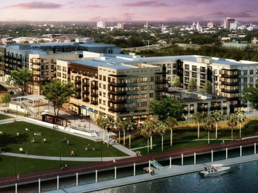 City of Savannah Eastern Wharf/Riverworks Garage